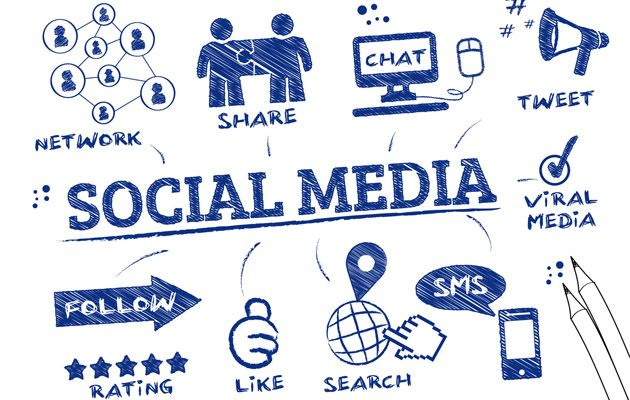 Social media refers to interaction among people in which they create, share, and/or exchange information and ideas in virtual communities and networks