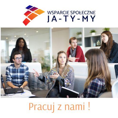 pracuj z nami